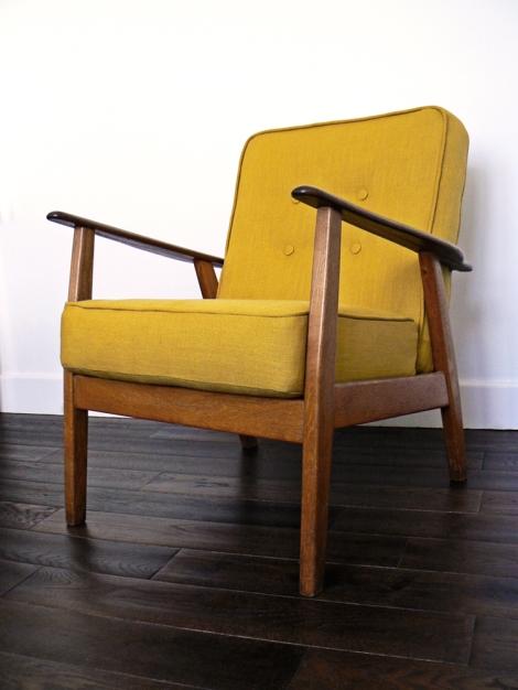 1960s armchair